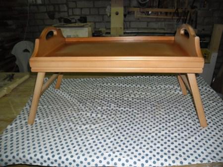 Кофейный столик с раскладными